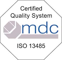 Certified Quality System mdc